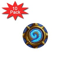 Hearthstone Update New Features Appicon 110715 1  Mini Buttons (10 pack)