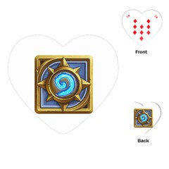 Hearthstone Update New Features Appicon 110715 Playing Cards (heart)