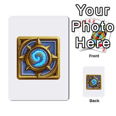 Hearthstone Update New Features Appicon 110715 Multi-purpose Cards (Rectangle)