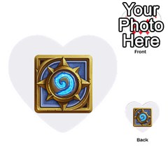 Hearthstone Update New Features Appicon 110715 Multi-purpose Cards (Heart)