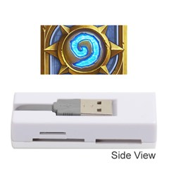 Hearthstone Update New Features Appicon 110715 Memory Card Reader (Stick)