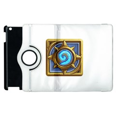 Hearthstone Update New Features Appicon 110715 Apple iPad 2 Flip 360 Case
