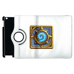 Hearthstone Update New Features Appicon 110715 Apple iPad 3/4 Flip 360 Case