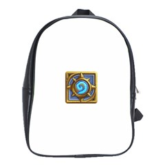 Hearthstone Update New Features Appicon 110715 School Bags (XL)