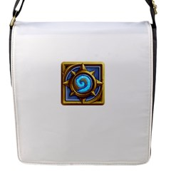 Hearthstone Update New Features Appicon 110715 Flap Messenger Bag (S)