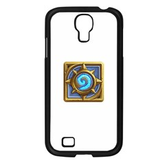Hearthstone Update New Features Appicon 110715 Samsung Galaxy S4 I9500/ I9505 Case (Black)