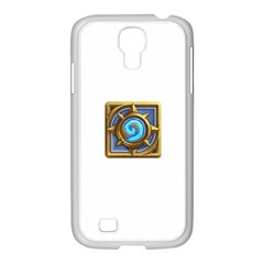 Hearthstone Update New Features Appicon 110715 Samsung GALAXY S4 I9500/ I9505 Case (White)