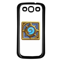 Hearthstone Update New Features Appicon 110715 Samsung Galaxy S3 Back Case (Black)