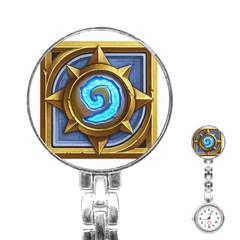 Hearthstone Update New Features Appicon 110715 Stainless Steel Nurses Watches