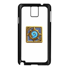 Hearthstone Update New Features Appicon 110715 Samsung Galaxy Note 3 N9005 Case (Black)