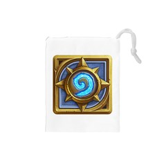 Hearthstone Update New Features Appicon 110715 Drawstring Pouches (small)