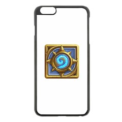 Hearthstone Update New Features Appicon 110715 Apple iPhone 6 Plus/6S Plus Black Enamel Case