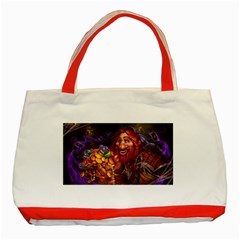 Hearthstone Gold Classic Tote Bag (Red)
