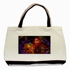 Hearthstone Gold Basic Tote Bag (Two Sides)