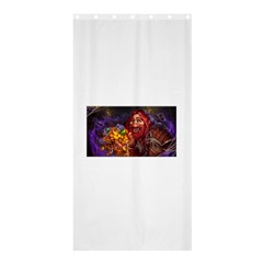 Hearthstone Gold Shower Curtain 36  x 72  (Stall)