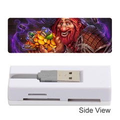 Hearthstone Gold Memory Card Reader (Stick)