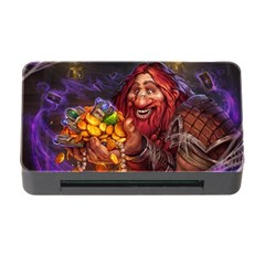 Hearthstone Gold Memory Card Reader With Cf