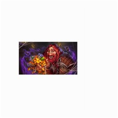 Hearthstone Gold Large Garden Flag (two Sides)
