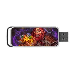 Hearthstone Gold Portable USB Flash (Two Sides)