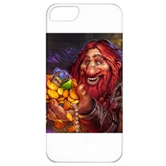 Hearthstone Gold Apple iPhone 5 Classic Hardshell Case