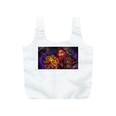 Hearthstone Gold Full Print Recycle Bags (s)