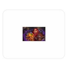 Hearthstone Gold Double Sided Flano Blanket (Large)