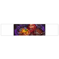 Hearthstone Gold Flano Scarf (Small)