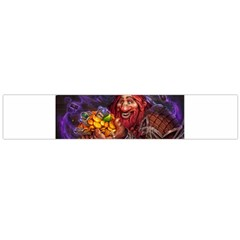 Hearthstone Gold Flano Scarf (Large)