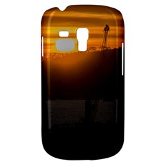 Aerial View Sunset Scene Of Montevideo Uruguay Samsung Galaxy S3 Mini I8190 Hardshell Case