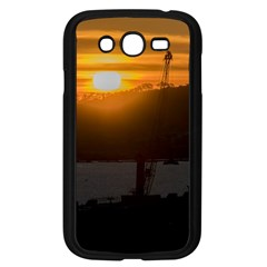 Aerial View Sunset Scene Of Montevideo Uruguay Samsung Galaxy Grand DUOS I9082 Case (Black)
