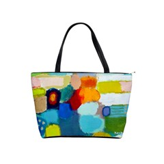 Peace3 Shoulder Handbags