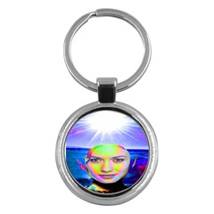 Sunshine Illumination Key Chains (round)