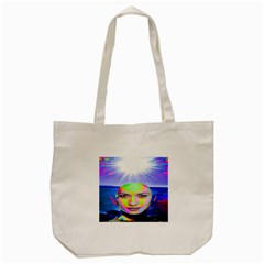 Sunshine Illumination Tote Bag (Cream)