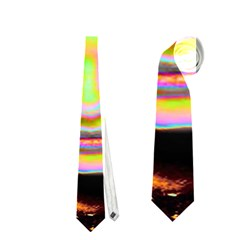 Sunshine Illumination Neckties (one Side)