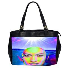 Sunshine Illumination Office Handbags (2 Sides)