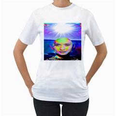 Sunshine Illumination Women s T-Shirt (White)