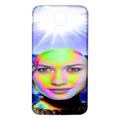 Sunshine Illumination Samsung Galaxy S5 Back Case (white)