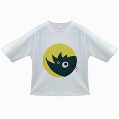 Cute Kawaii Cartoon Hedgehog Infant/Toddler T-Shirts