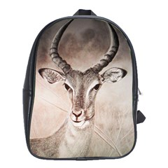 Antelope Horns School Bags(large)