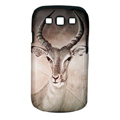 Antelope Horns Samsung Galaxy S Iii Classic Hardshell Case (pc+silicone)