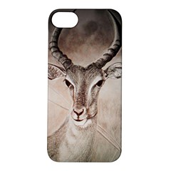 Antelope Horns Apple Iphone 5s Hardshell Case