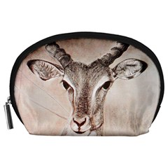 Antelope horns Accessory Pouches (Large)