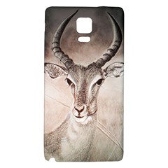 Antelope horns Galaxy Note 4 Back Case
