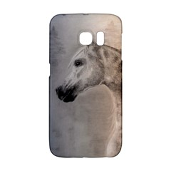 Grey Arabian Horse Galaxy S6 Edge