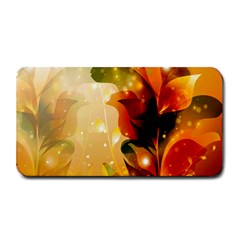 Awesome Colorful, Glowing Leaves  Medium Bar Mats