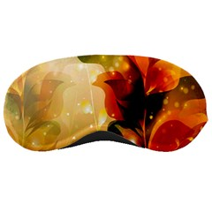 Awesome Colorful, Glowing Leaves  Sleeping Masks