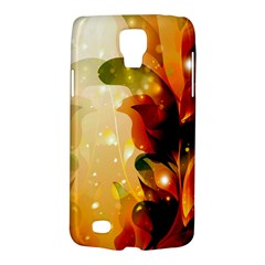 Awesome Colorful, Glowing Leaves  Galaxy S4 Active