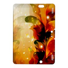 Awesome Colorful, Glowing Leaves  Kindle Fire Hdx 8 9  Hardshell Case