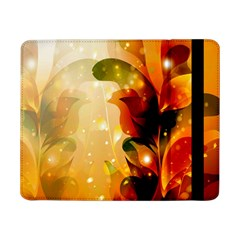 Awesome Colorful, Glowing Leaves  Samsung Galaxy Tab Pro 8.4  Flip Case