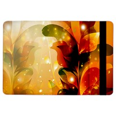 Awesome Colorful, Glowing Leaves  iPad Air 2 Flip